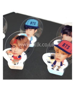 BTS STANDING STICKERS