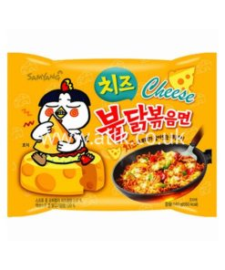 korean-noodle-SAMYANG-HOT-CHICKEN-FLAVOR-RAMYUN-CHEESE